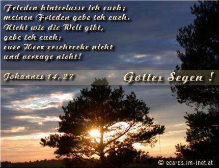 Gottes Segen Möge Dich Begleiten Heute Morgen Und Zu Allen Zeiten