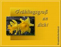 Frühlingsgruß an dich!