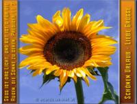 Schönen Urlaub Liebe Grüße. Pediger 11,7 Süß ist das Licht, und gut ist's für die Augen, die Sonne zu sehen!