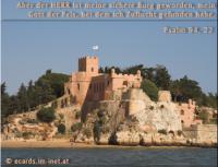 Psalm 94,22 Aber der HERR ist meine sichere Burg geworden, mein Gott der Fels, bei dem ich Zuflucht gefunden habe.
